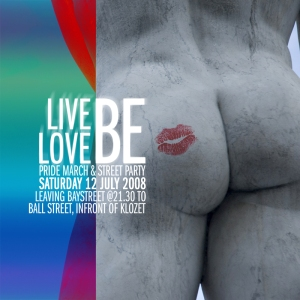 Favorite Gay Pride Parade Poster