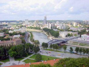 Vista of Vilnius