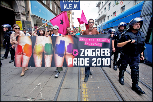 Zagreb Pride 2010