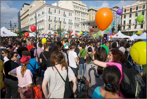 Athens Pride 2010 Greece