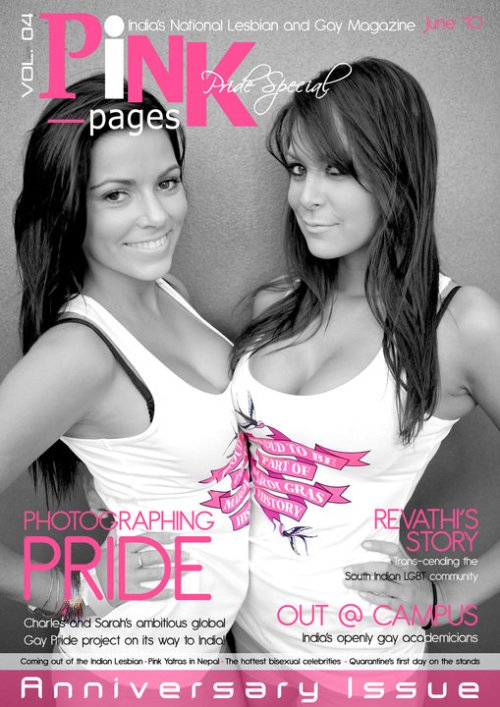 Pink Pages, India's National Gay and Lesbian Magazine