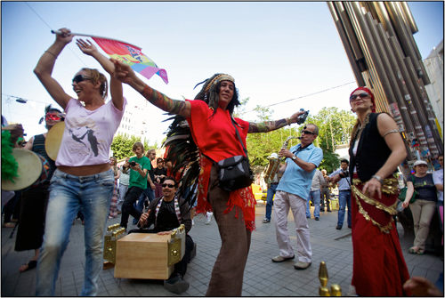 Trans Pride Istanbul Turkey