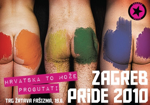 Zagre Pride Poster