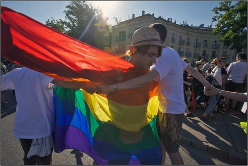 Budapest Pride Rainbow